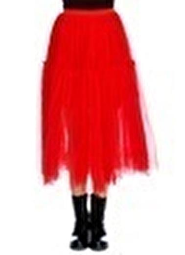 Glamorous Etek Kırmızı
